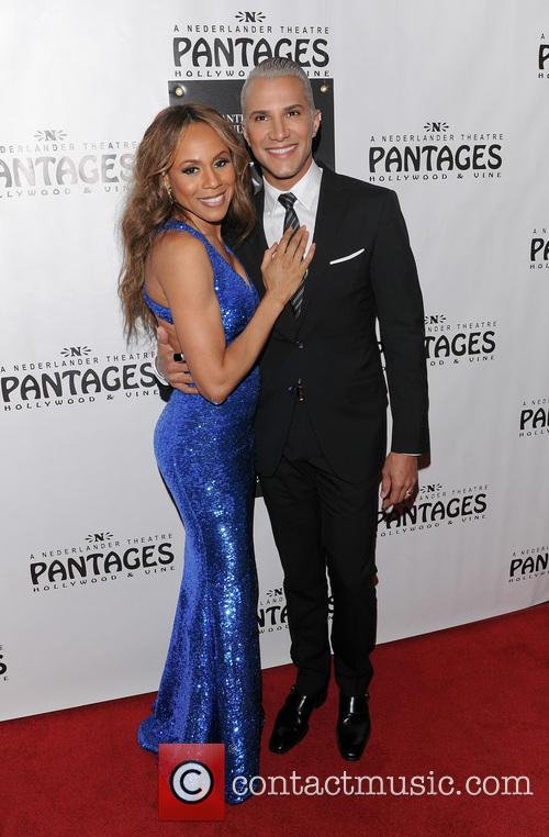 Deborah Cox and Jay Manuel 2