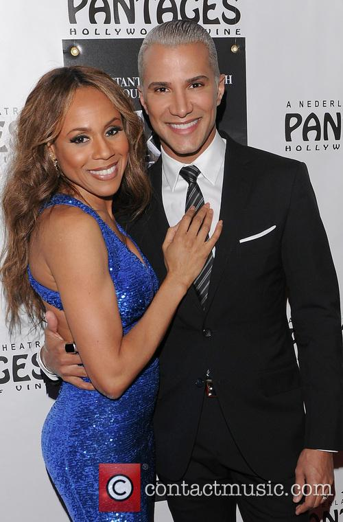 Deborah Cox and Jay Manuel 1