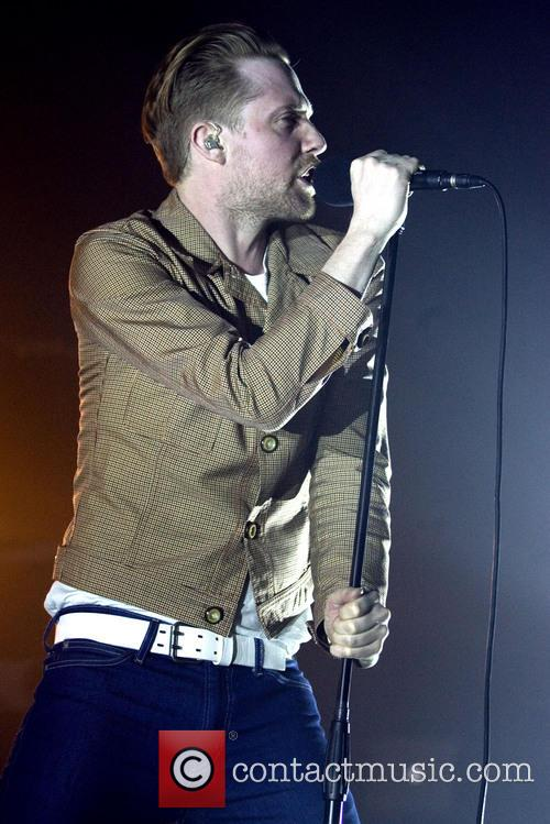 Ricky Wilson and The Kaiser Chiefs 4