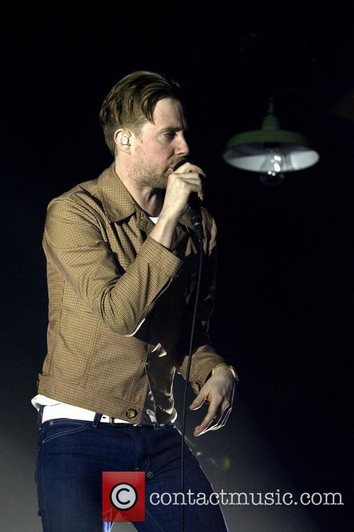 Ricky Wilson and The Kaiser Chiefs 5