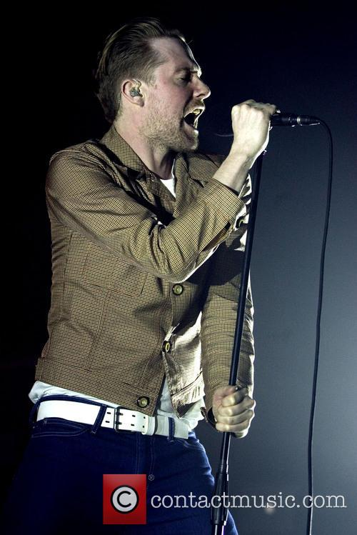 Ricky Wilson and The Kaiser Chiefs 7