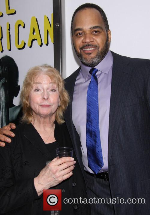 Victor Williams and Jenny O'hara 2