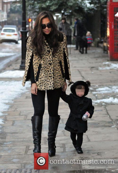 Myleene Klass and Hero Quinn 8