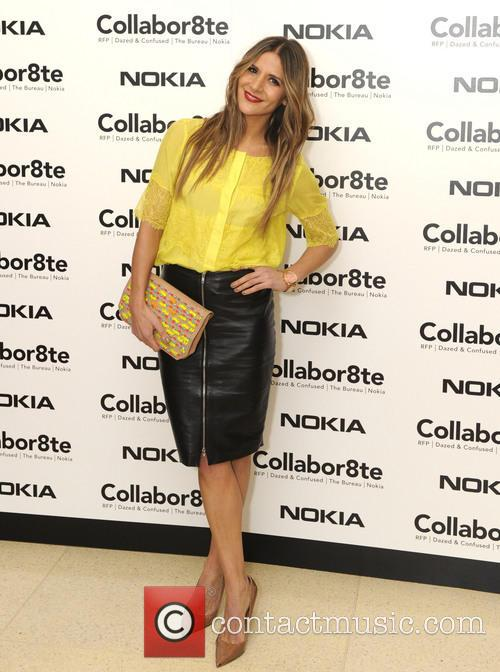 amanda byram collabor8te connected by nokia premiere 3500568
