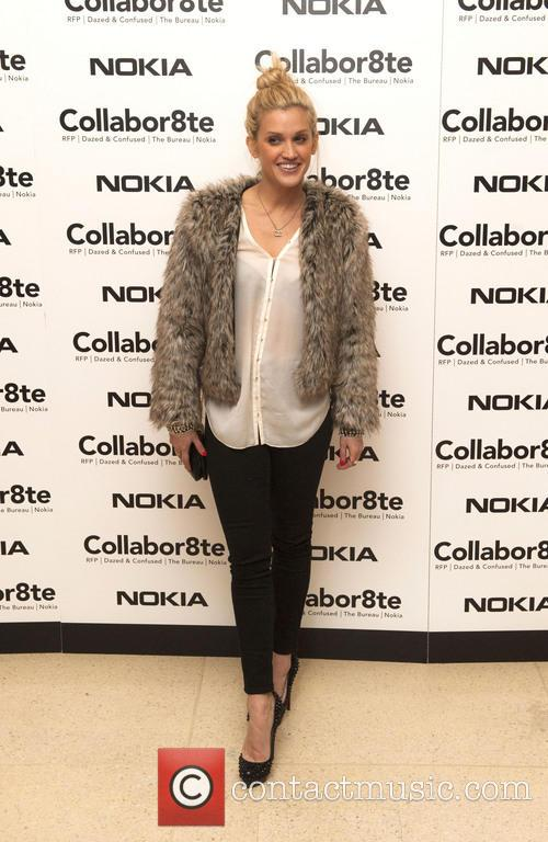 ashley roberts collabor8te connected by nokia premiere 3500563