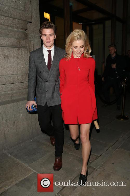 Oliver Cheshire and Pixie Lott 6