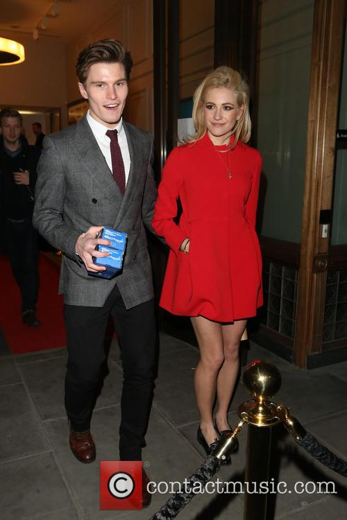 Oliver Cheshire and Pixie Lott 8