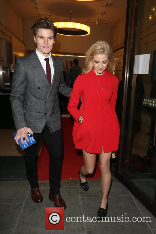 Oliver Cheshire and Pixie Lott 9