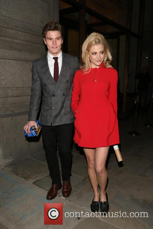 Oliver Cheshire and Pixie Lott 10