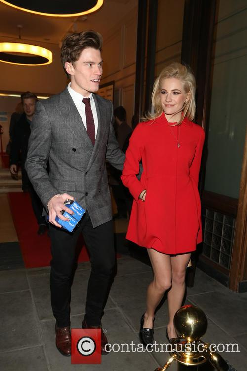 Oliver Cheshire and Pixie Lott 11