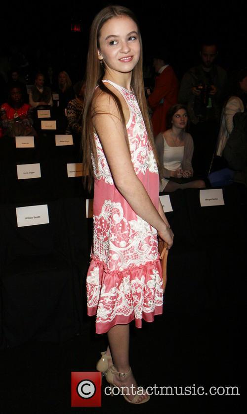 morgan saylor new york fashion week naeem 3502190