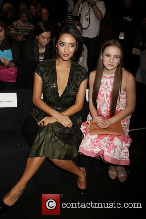 Morgan Saylor and Shay Mitchell 3