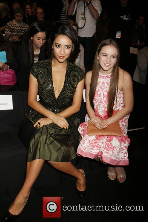 Morgan Saylor and Shay Mitchell 9