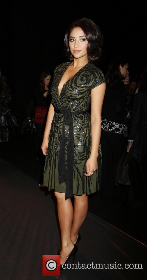 New York Fashion Week Naeem Kahn- Front Row