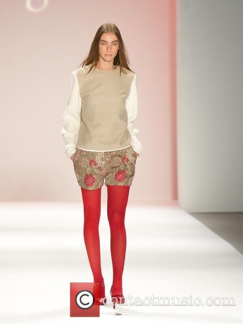 Model, New York Fashion Week