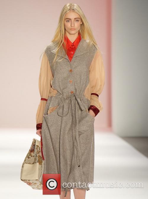 model new york fashion week vantan 3505901