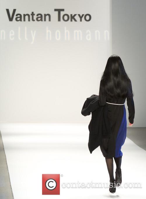 model new york fashion week vantan 3505907
