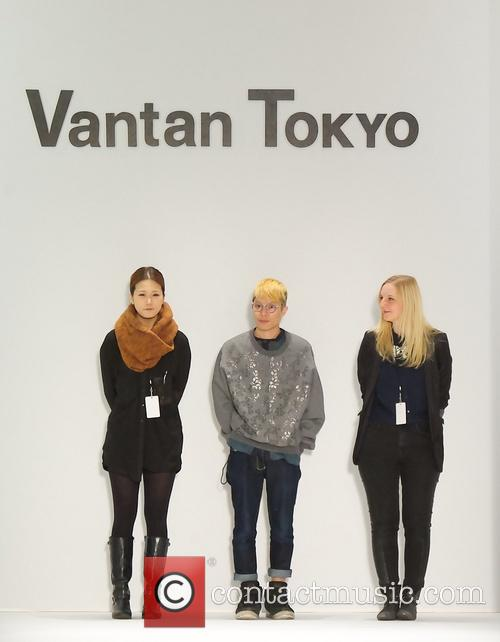 New York Fashion Week - Vantan Tokyo -...
