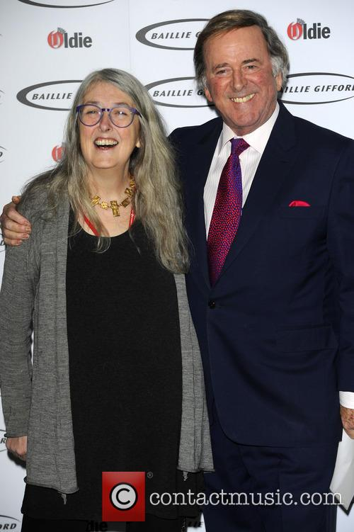 Mary Beard, Terry Wogan