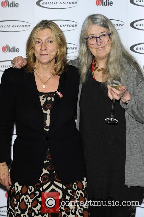 Rosie Boycott and Mary Beard 4