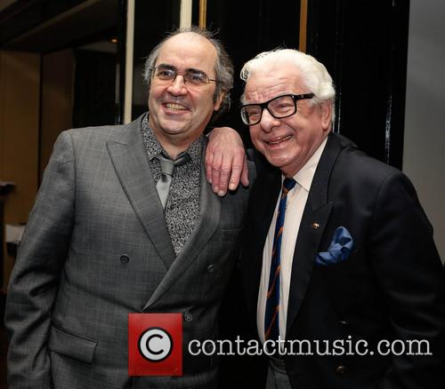 Danny Baker and Barry Cryer 6