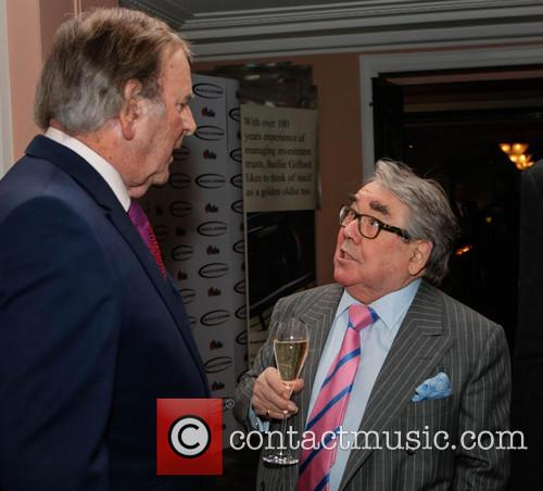 Sir Terry Wogan and Ronnie Corbett 2
