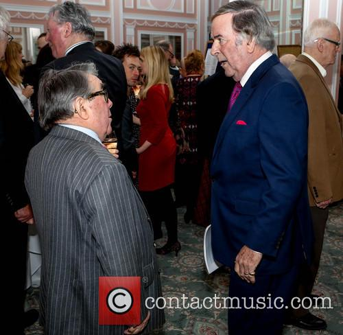Sir Terry Wogan and Ronnie Corbett 3