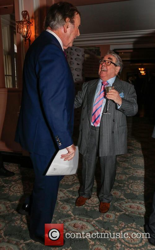 Sir Terry Wogan and Ronnie Corbett 1
