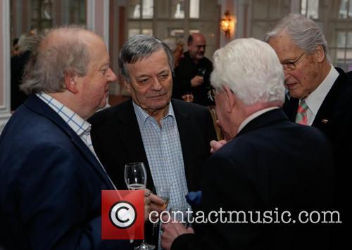 Tony Blackburn, John Sergeant, Barry Cryer and Nicholas Parsons 2