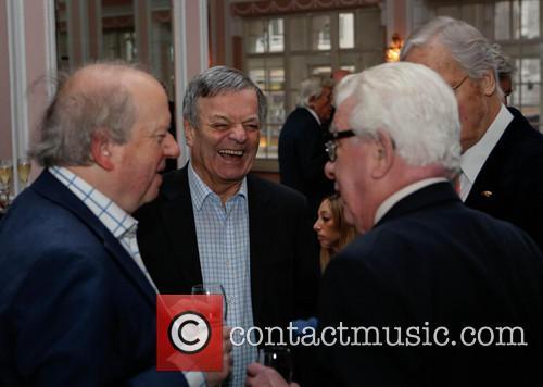 Tony Blackburn, John Sergeant, Barry Cryer and Nicholas Parsons 1