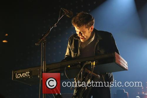 Ben Lovett, Mumford and Sons 1