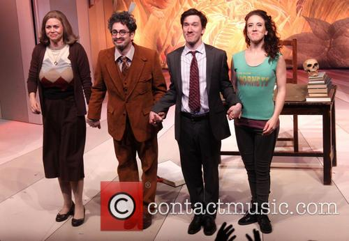'All In The Timing' curtain call