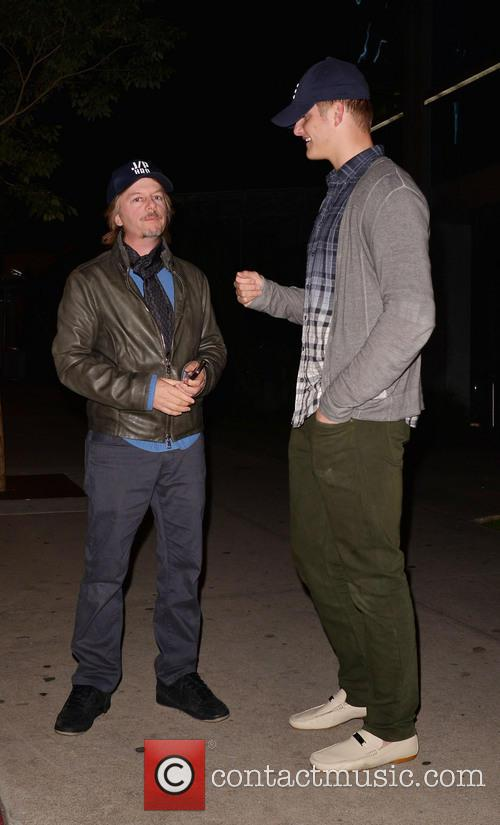 David Spade and Alexander Ludwig 1