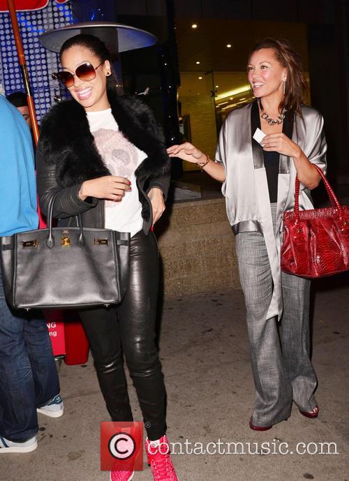 La La Vasquez and Vanessa Williams 8
