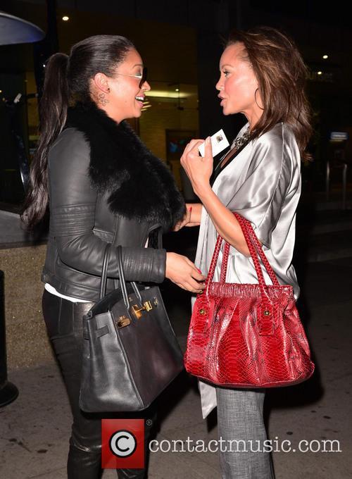 La La Vasquez and Vanessa Williams 10