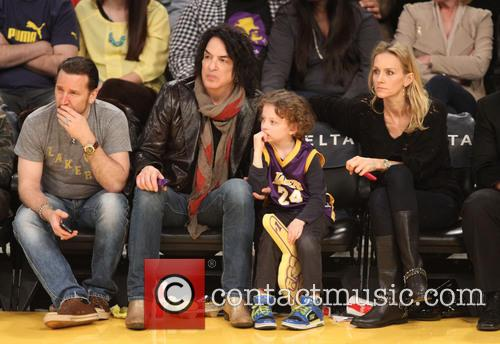 Paul Stanley and Family 4