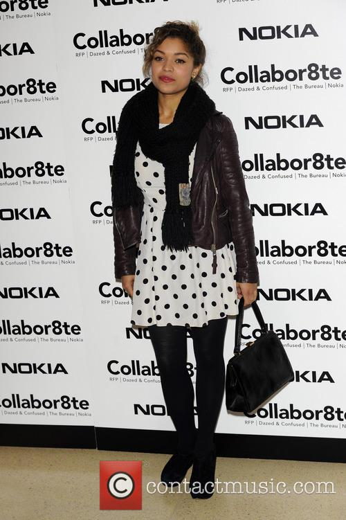 antonia thomas collabor8te connected by nokia premiere 3507099