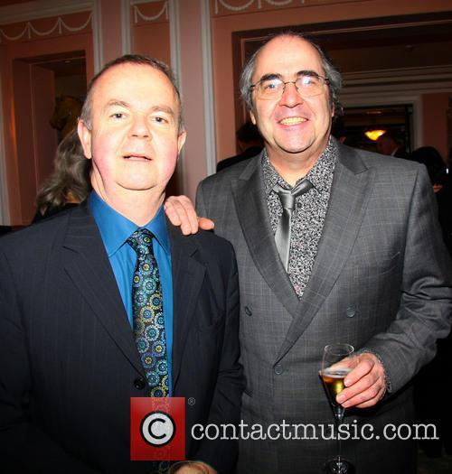 Ian Hislop and Danny Baker 1