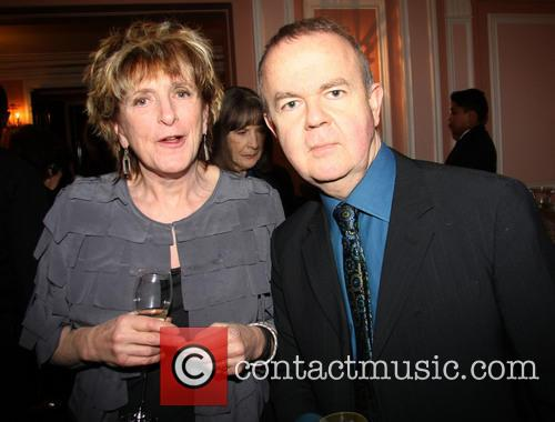 Lucinda Lambton and Ian Hislop 4