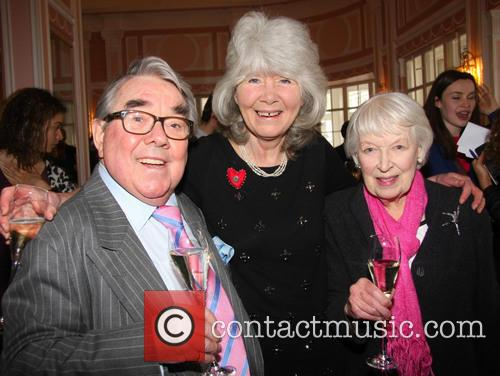 Ronnie Corbett, Gilly Cooper and June Whitfield 2