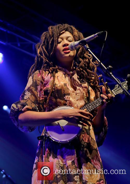 Valerie June performs in Liverpool