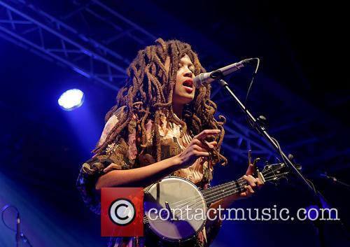 Valerie June performs in Liverpool