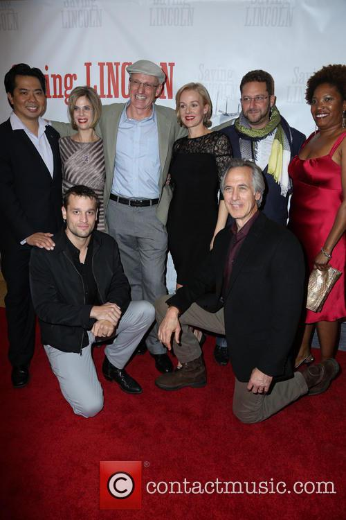 Cast Of Saving Lincoln 1