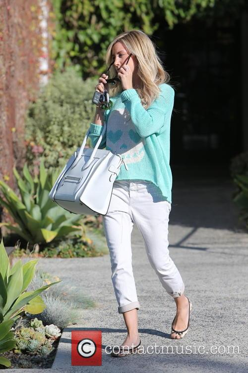 ashley tisdale ashley tisdale seen leaving andy 3510009