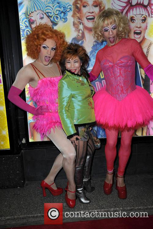 Priscilla Queen Of The Desert - Press Night