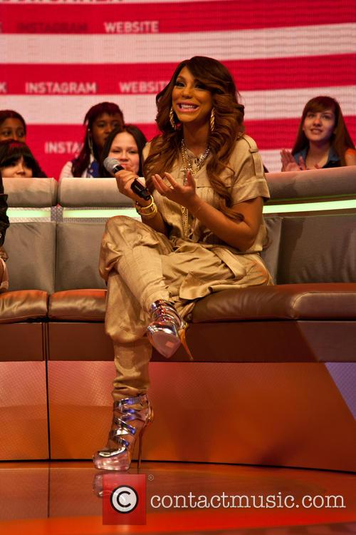 tamar braxton celebrities appear on bet's 106 park 3501639
