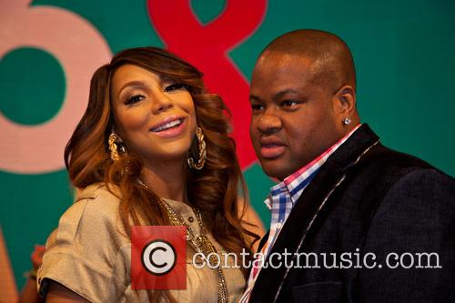 Tamar Braxton and Vincent Herbert 8