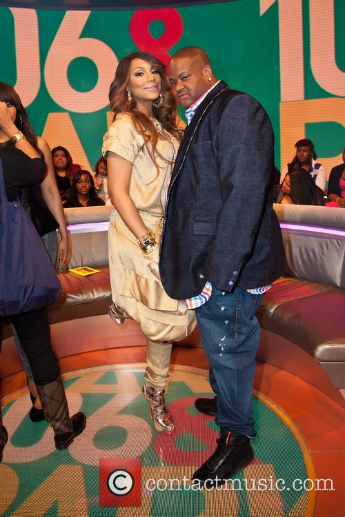 Tamar Braxton and Vincent Herbert 10