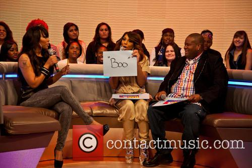 Tamar Braxton and Vincent Herbert 4