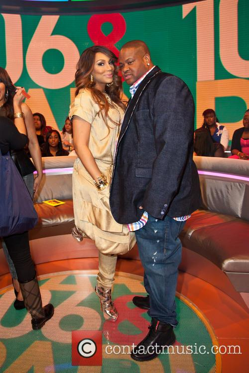 Tamar Braxton and Vincent Herbert 6